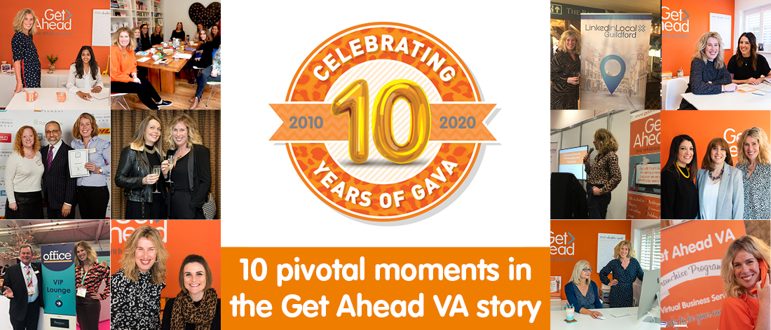 A selection of photographs from Get Ahead VA