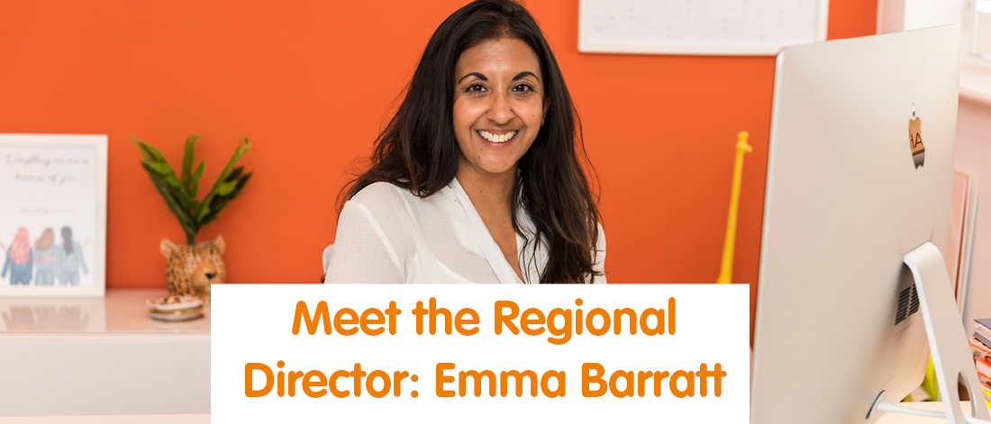 Regional Director Emma Barratt